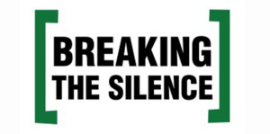 Logo Breaking the silence