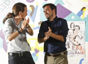 Unidos Podemos, el objetivo de ganar como límite