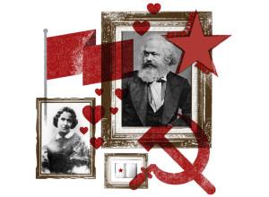 Diseño de Adrian Parr con Karl y Jenni Marx