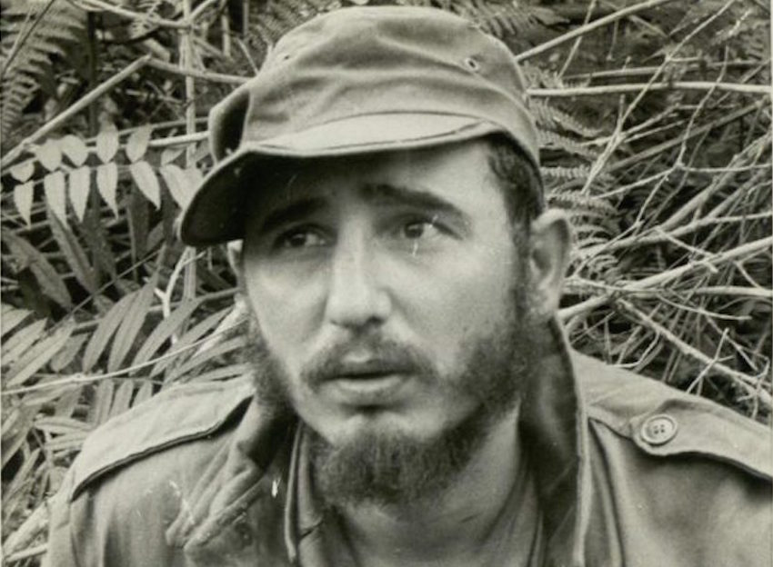 El Comandante en Jefe Fidel Castro renace en la inmortalidad