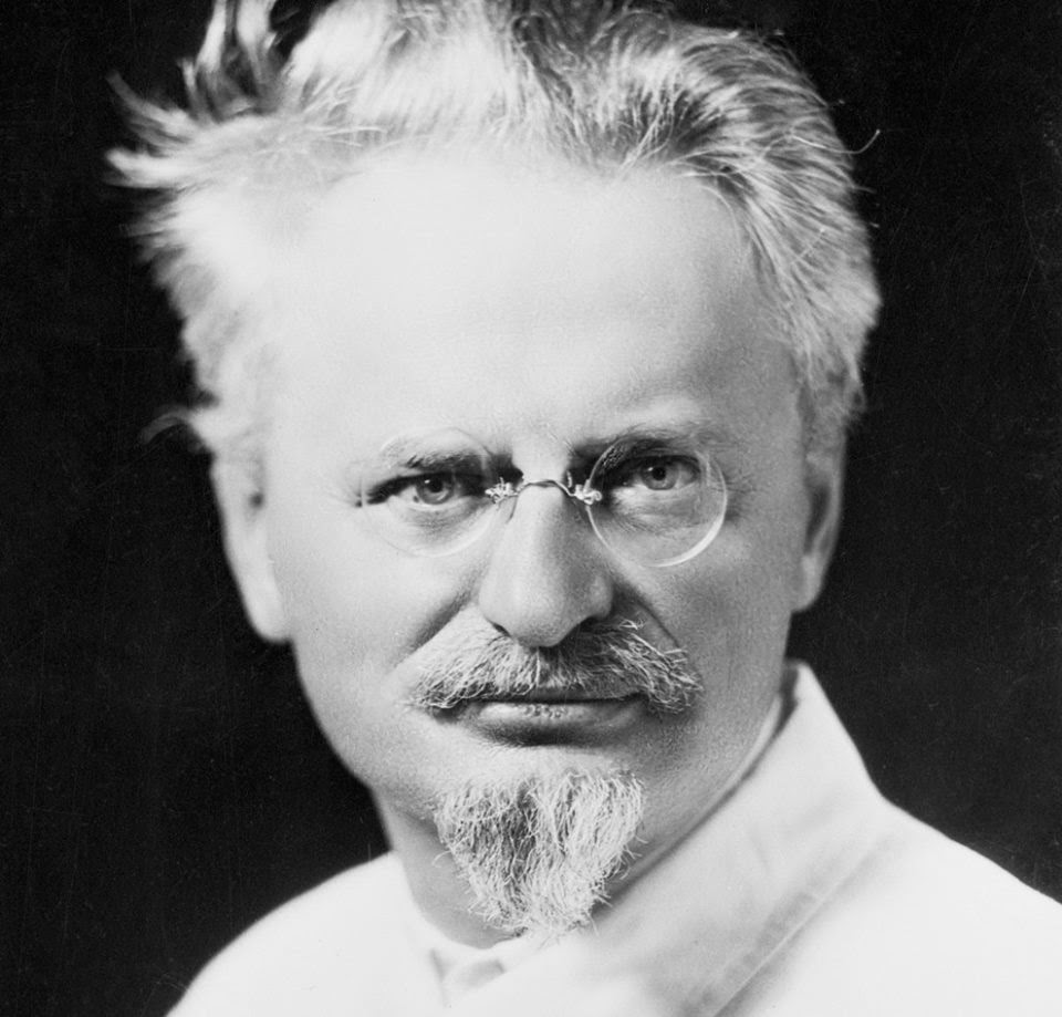 herederos de Karl Marx, por Fernández Buey. León Trotski