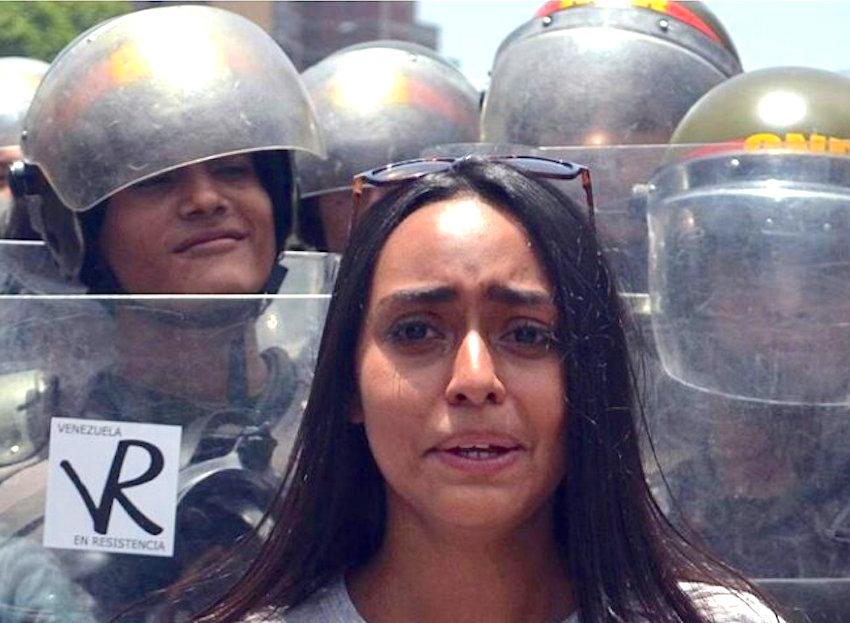 Manipulación mediática en Venezuela