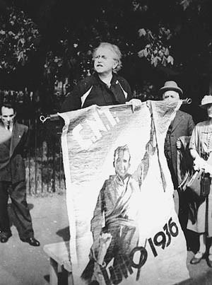 Emma Goldman y anarquismo