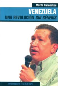 Venezuela una revolución sui generis