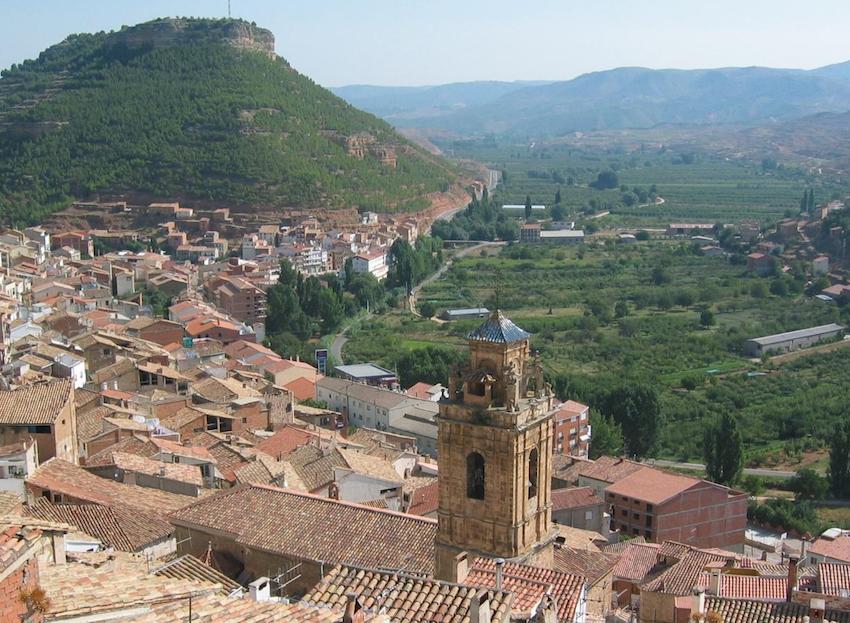Despoblación comarcas interior de Valencia