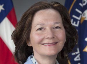 Mike Pompeo y Gina Haspel