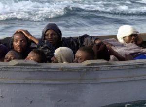 La UE se ahoga en el Mediterráneo