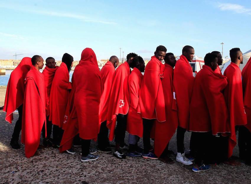 Refugiados y Migraciones