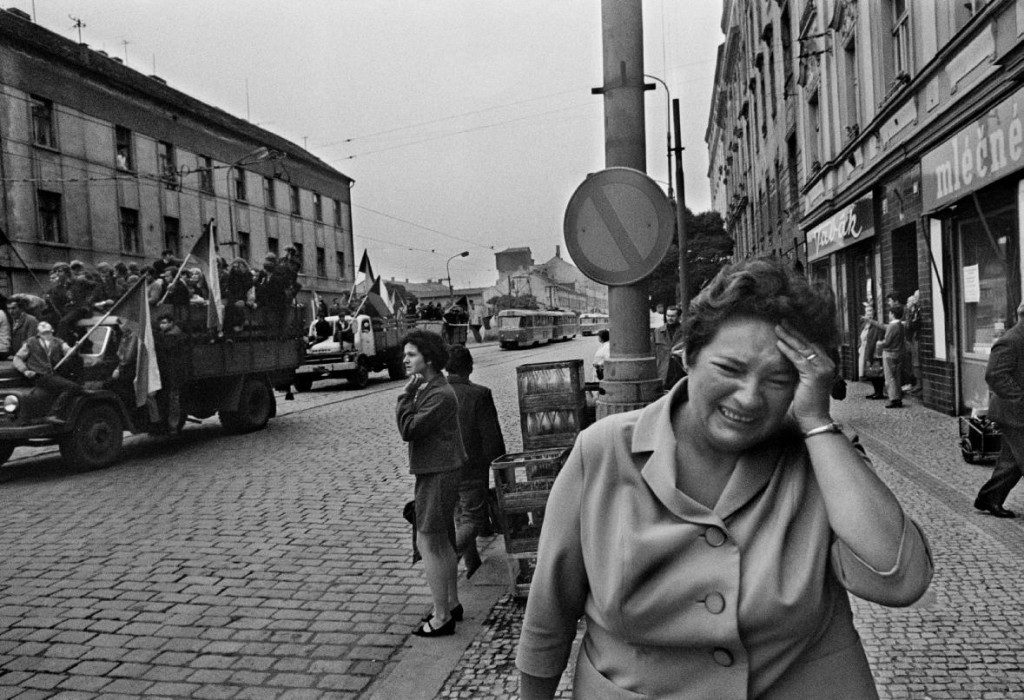 Entrevista a las Juventudes Comunistas sobre Checoslovaquia