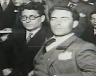 Andreu Nin y Joaquín Maurin,
