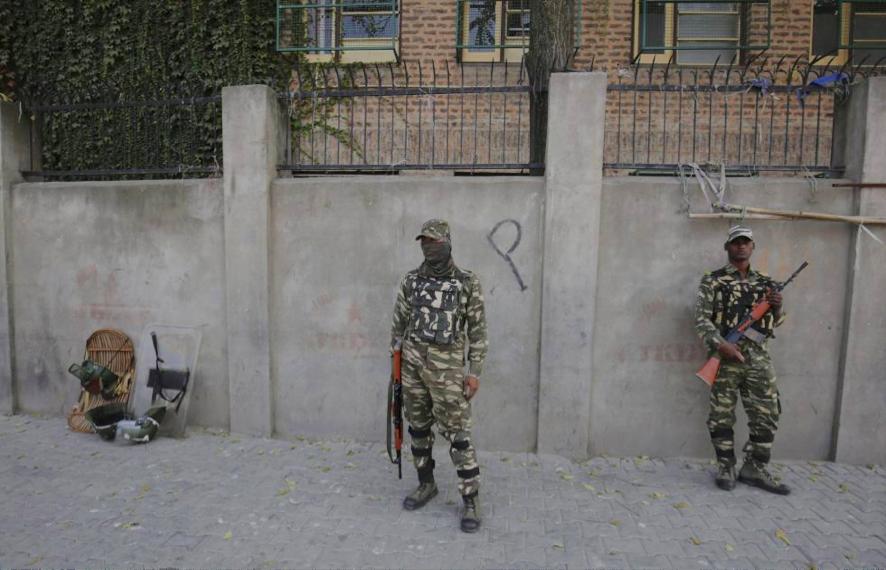 Cachemira, entre la pólvora islamista y la guerra
