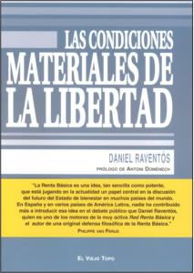 Libro Las condiciones materiales de la libertad