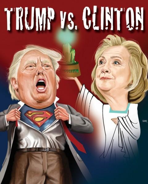 Donald Trump guerra mundial