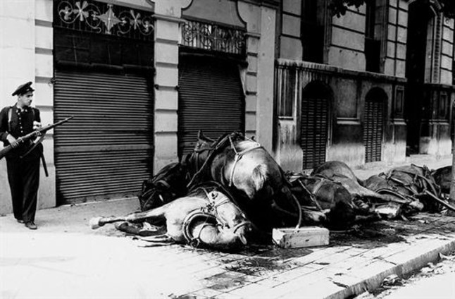Fets de maig Barcelona 1937