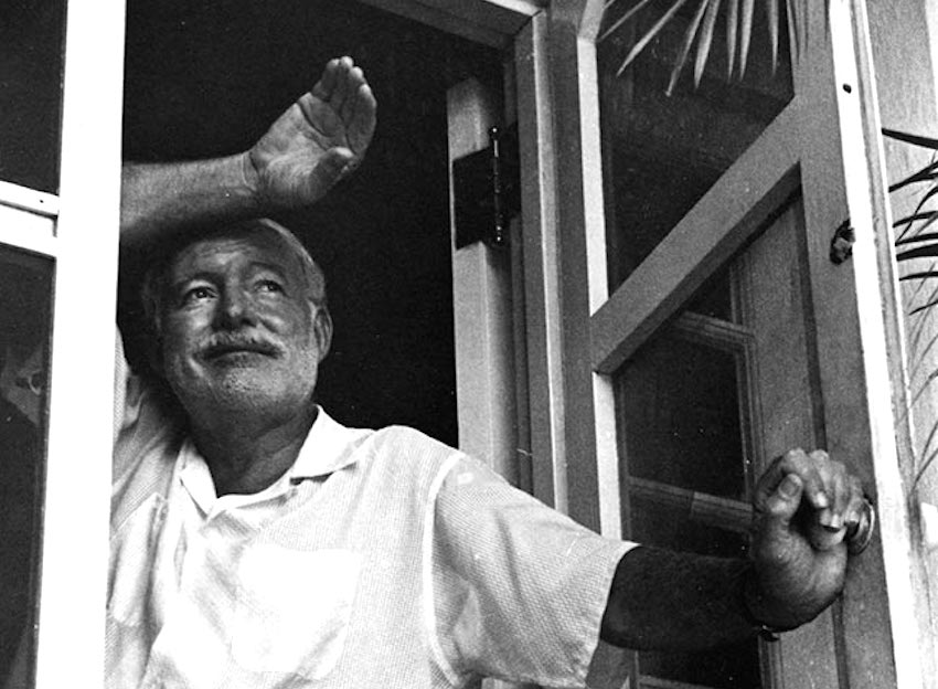 Entrevista a Ernest Hemingway