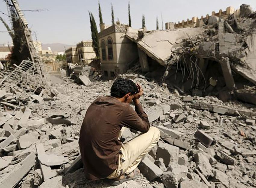 Yemen vive el apocalipsis