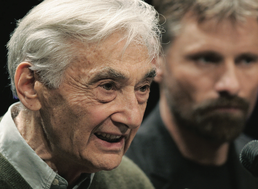 Entrevista a Howard Zinn