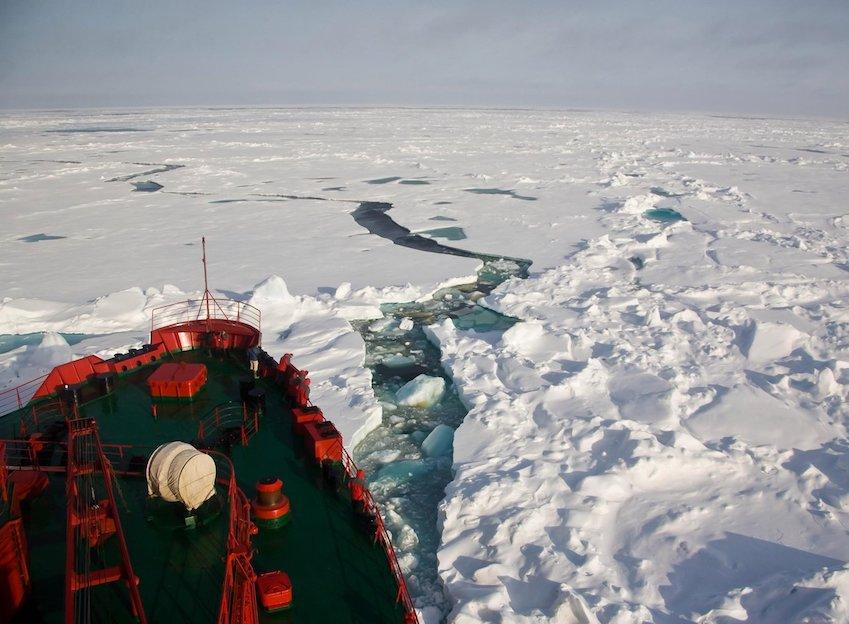 Ruta de la Seda Polar