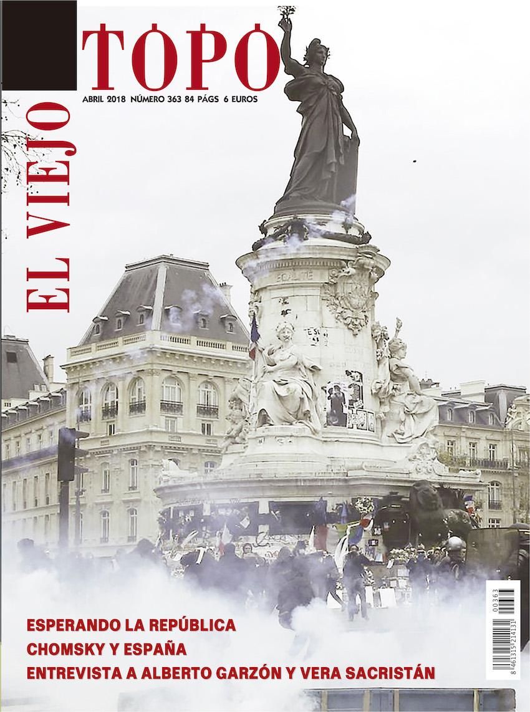 Revista El Viejo Topo Abril 2018 núm 363