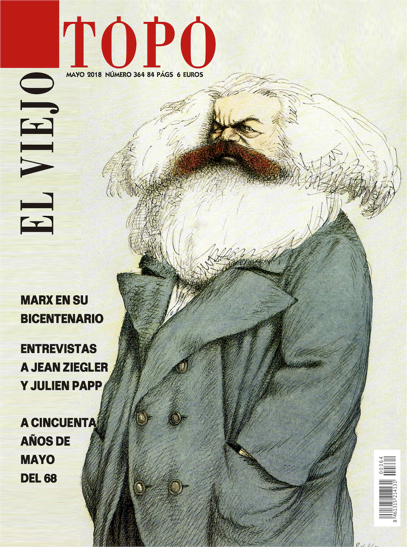 Revista El Viejo Topo 364 mayo 2018