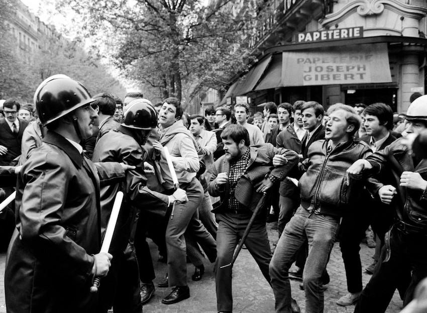 50 años del mayo francés