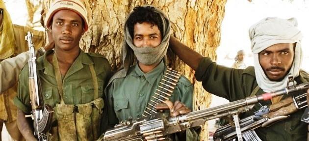 La Unión Europea usa a milicias árabes yanyauid