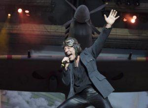Concierto Iron Maiden Madrid 2018