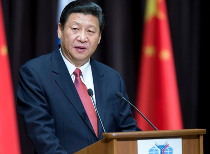 soberanía China