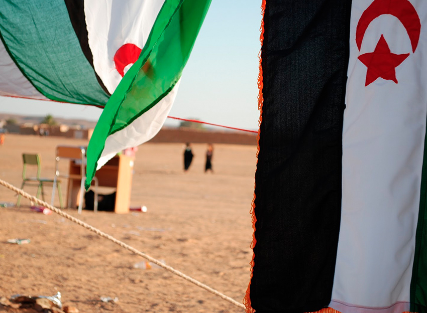 referéndum de autodeterminación en el Sáhara